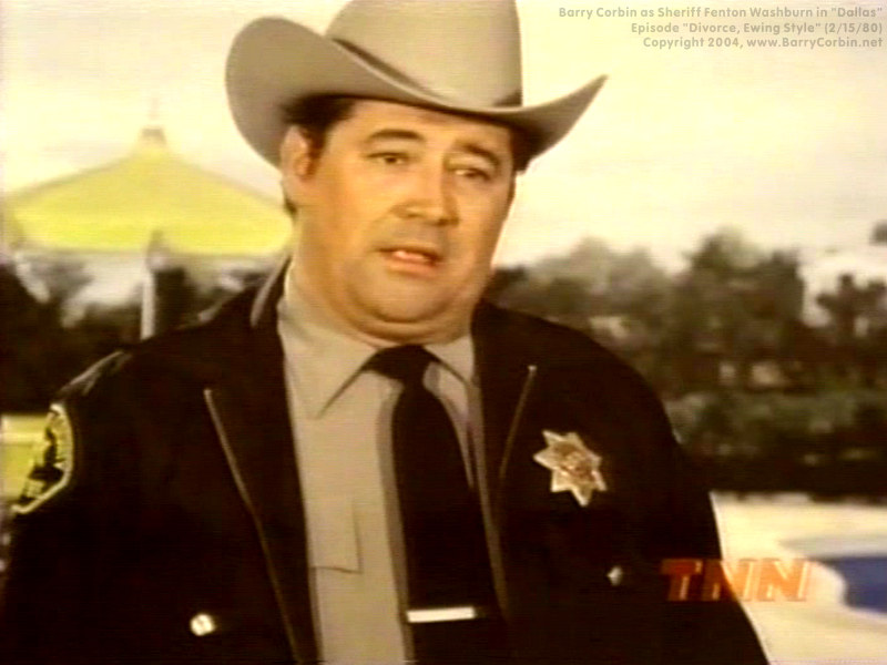 barry corbin christmas movie